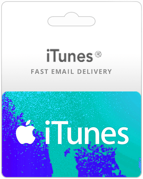 ITunes Gift Card (Email Delivery)