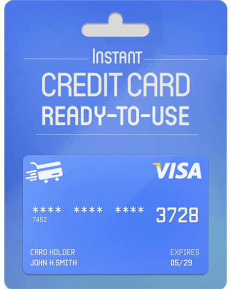 Prepaid Visa Gift Card (Email Delivery)